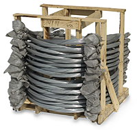 Bale Ties - Galvanized